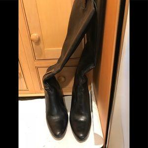 Louise et Cie leather boots